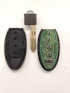 Aftermarket Nissan key fob