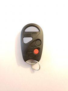 Keyless Entry Information Nissan Pathfinder