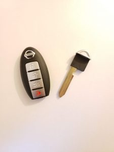 Price of cutting a new Nissan Sentra key may vary