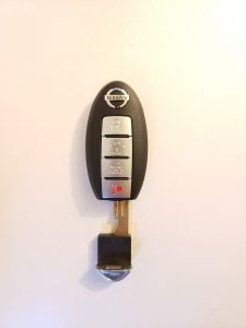 2009, 2010, 2011, 2012, 2013, 2014 Nissan Murano Remote Key Replacement OEM# 285E3-1AA5B