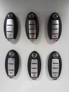 Nissan Key replacement Cost - Price Depends On a Few Factors