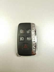 Jaguar Remote Car Key Replacement