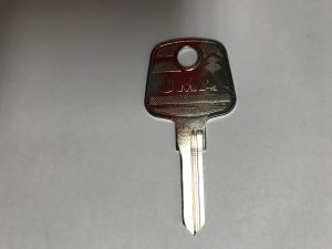 1985-1987 Volkswagen GTI Non Transponder Key Replacement X88/PA8