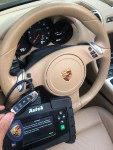 Porsche Keys Replacement