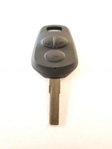 Porsche transponder key replacement