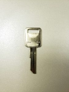 1970 AMC Rebel Non Transponder Key Replacement 1970AM/RA4