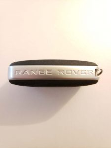2020 Range Rover key fob replacement