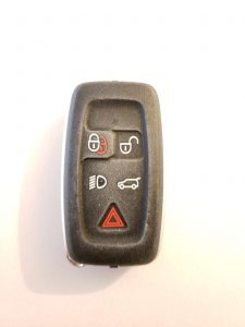 Chip - Transponder or remote key fob Land Rover key replacement