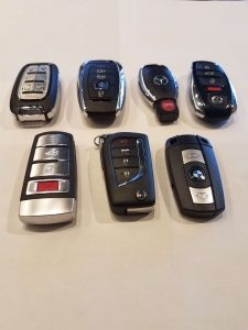 Remote Car Keys Replacement - Different Makes