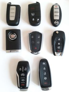 Remote/ Fob/ Push To Start Replacement Car Keys