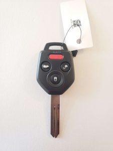 Transponder Key - Subaru (CWTB1G077 or 57497SJ050 or 57497-SJ050)