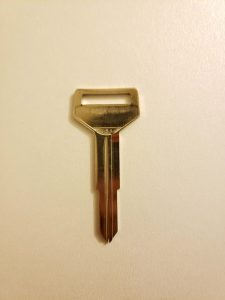 1987, 1988, 1989, 1990 Toyota Celica Liftback Non-Transponder Key Replacement (X151/TR39)