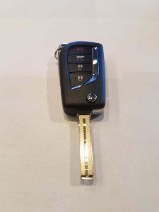 Toyota Flip Key