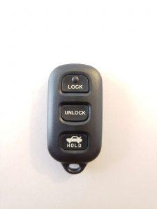Keyless Entry Information Lexus SC300