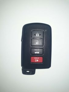 Toyota fob remote car key replacement (89904-06140 or HYQ14FBA)