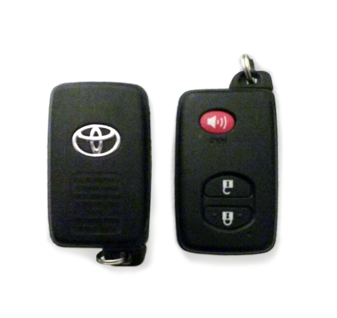 Lost Toyota Keys Replacement - All Toyota Car Keys Made Fast on Site