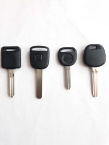 Transponder Chip Car Keys - Different Manufactures