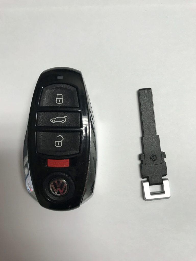 program volkswagen keys remotes