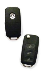 Volkswagen Remote Car Key Replacement