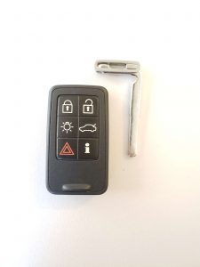 Volvo Remote Car Key Replacement