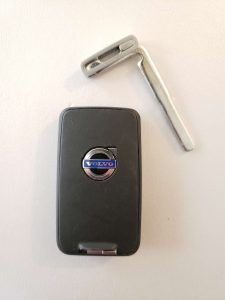 Volvo Replacement Key Cost - Original from the Dealer