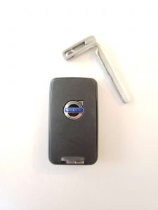 Volvo replacement remote key fob cost
