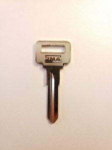 Non-Transponder Volvo Key