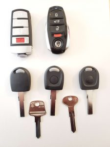 Volkswagen Microbus Car Keys Replacement