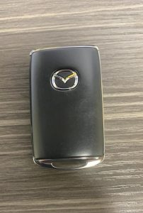 2020 Mazda 6 Remote Key Replacement WAZSKE13D03
