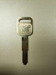 1994-1995 Honda Passport Non Transponder Key Replacement X198/B74