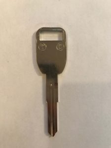 Ford Non Transponder Key X239/RV4
