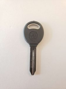 1996, 1997, 1998, 1999, 2000 Plymouth Voyager Non-Transponder Key Replacement (P1795/Y159) - (Plastic Cover)