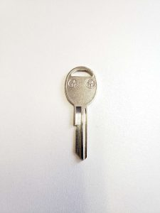 1982, 1983, 1984, 1985, 1986, 1987, 1988, 1989, 1990, 1991 Chevrolet Celebrity Non-Transponder Key Replacement (S1098K/B47)
