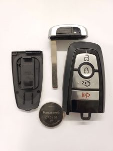 Key fob battery replacement - Lincoln Corsair