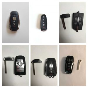 Ford Fob Keys Replacement