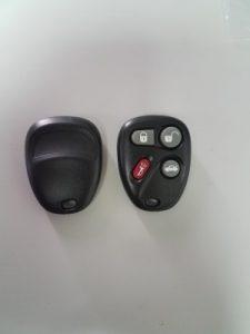 GM Keyless entry remote KOBLEAR1XT