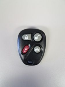 Keyless Entry Information GMC Savana