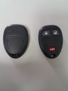 GM Keyless entry remote L2C0007T