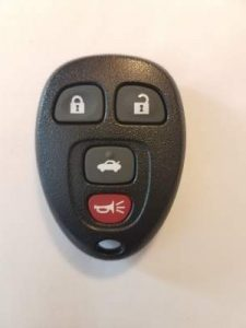 2001, 2002, 2003, 2004, 2005 Pontiac Aztek Transponder Key Replacement B99-PT