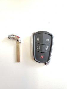 "Chevy Remote Key Fob Replacement ""Push to Start"" (HYQ2AB)"