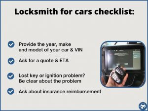 Things to remember when you call a locksmith for cars