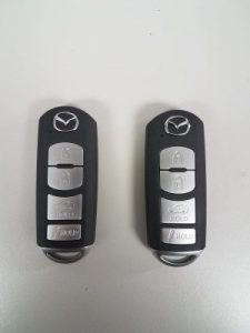Mazda Key Fob Replacement
