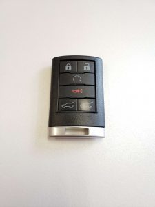 2010, 2011, 2012, 2013, 2014 Cadillac SRX Remote Key Replacement NBG009768T