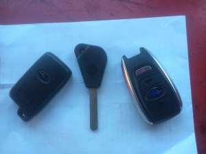 Lost Subaru Keys Replacement All Subaru Car Keys Made On